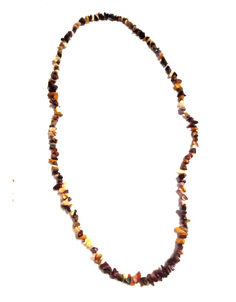 Mookiate Jasper Chip Necklace