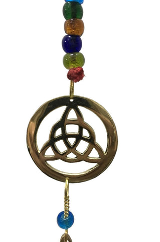 Triquetra Wind Chime