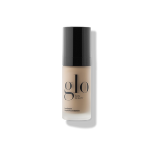 GloMinerals: Luminous Liquid Foundation