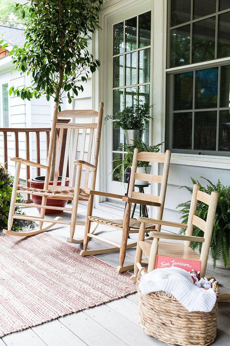 Dixie Seating Offers Generational Rocking Chairs