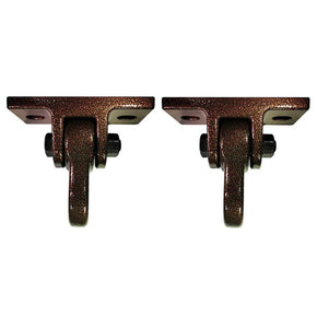 New Brown And Black Porch Swing Hangers