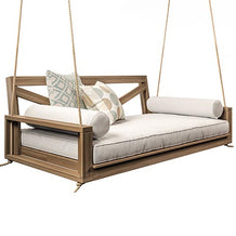 Hanging Daybed Swing With Cushion