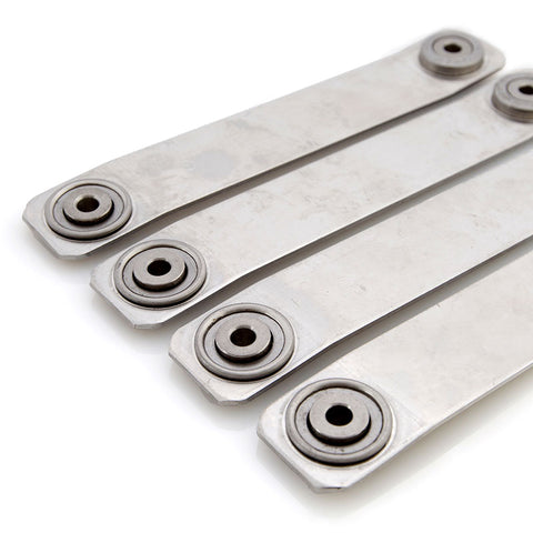 Barn-Shed-Play S/4 Stainless Steel Glider Bearing Arm Brackets