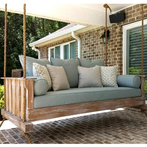 Lowcountry Swing Beds The Daniel Island Daybed Swing