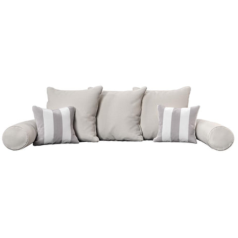 Cushion Perfect For Breezy Acres and A&L Furniture Swing Bed Pillow Package Style 1