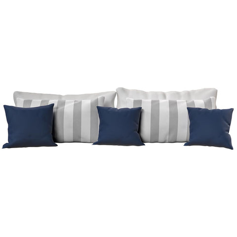 Cushion Perfect For Breezy Acres and Keystone Amish Swing Bed Pillow Package Style 6