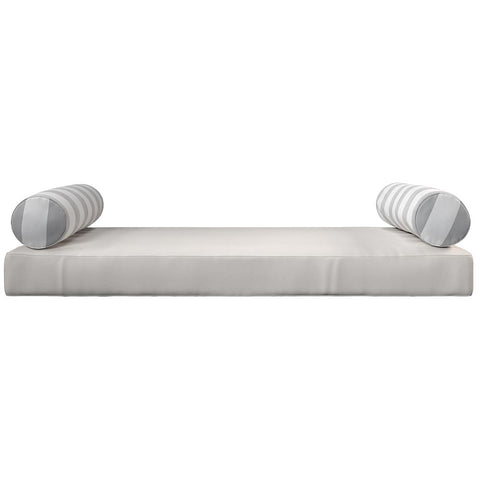 Cushion Perfect For Breezy Acres and A&L Furniture Swing Bed Mattress And Sunbrella Cover Style 9