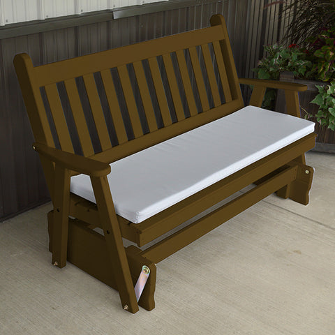 A&L Furniture Co. Traditional English Porch Glider