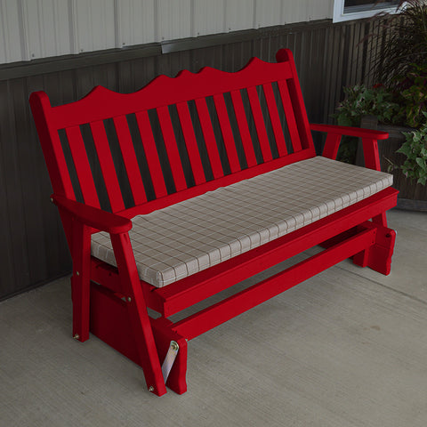 A&L Furniture Co. Royal English Porch Glider