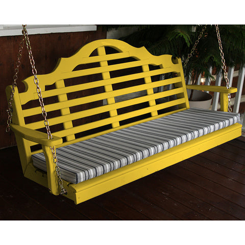 A&L Furniture Co. Marlboro Porch Swing