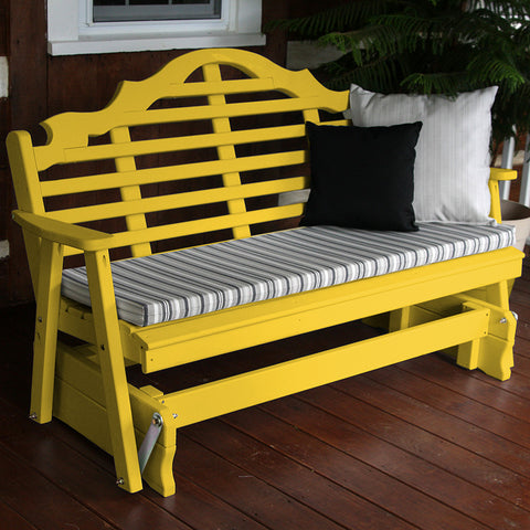 A&L Furniture Co. Marlboro Porch Glider