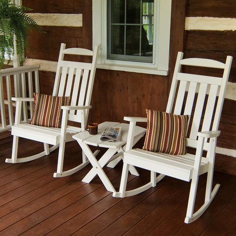 A&L Furniture Co. Classic Porch Rocker