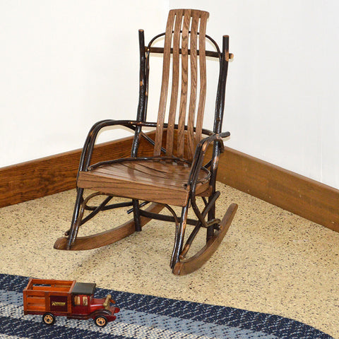 A&L Furniture Co. Hickory Child's Rocking Chair
