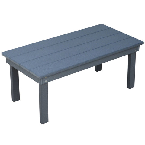 A&L Furniture Co. Hampton Recycled Plastic Coffee Table