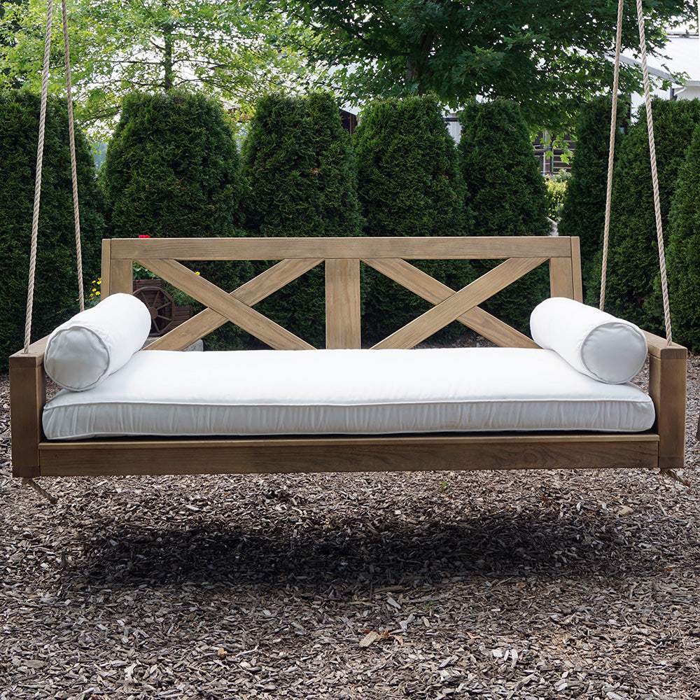 Breezy Acres Malvern Porch Swing Bed Outdoors Theporchswingcompany Com