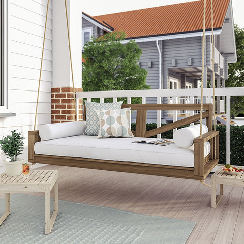 Breezy Acres New Hope Porch Swing Bed