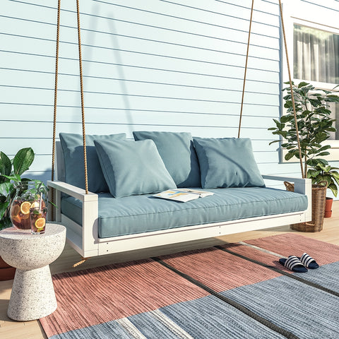 Breezy Acres Waterford Porch Swing Bed