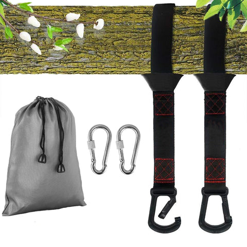 Barn-Shed-Play Heavy Duty 3600 Lb Tree Hanging Kit With Safety Screw