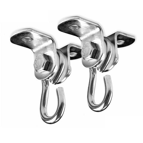 Barn-Shed-Play Stainless Steel E Hook Swing Hangers