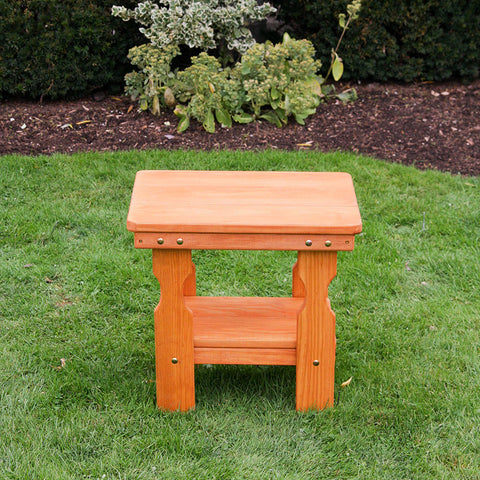 Centerville Amish Heavy Duty Treated End Table