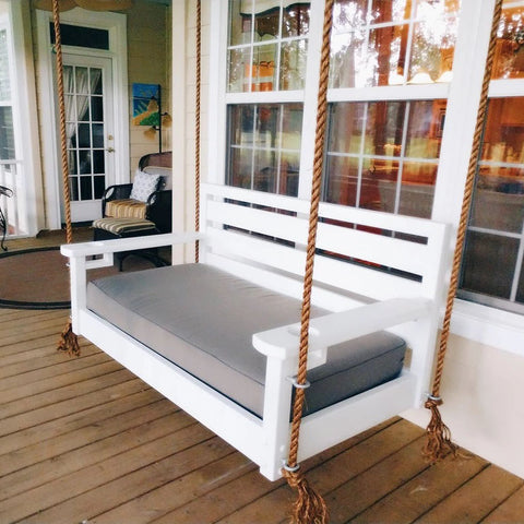 Custom Carolina Johns Islander Hanging Bed