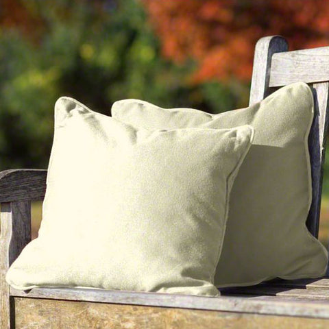 Cushion Perfect 26 in. Sunbrella Square Outdoor Pillow
