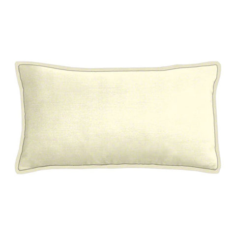 Cushion Perfect 24 x 14 in. Sunbrella Lumbar Pillow