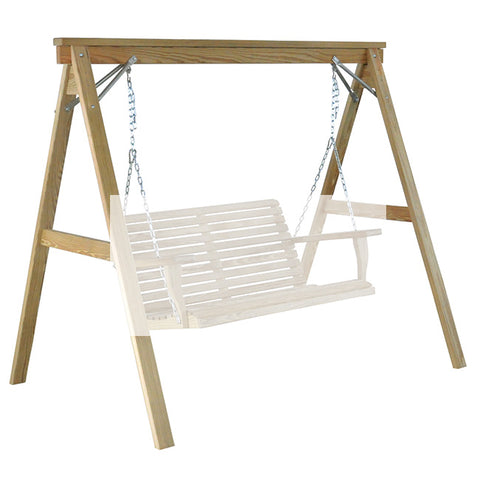 Hershyway Casual Series Small Pressure Treated A-Frame Stand