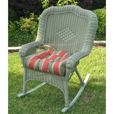 100s Of Outdoor Wicker Rocking Chairs