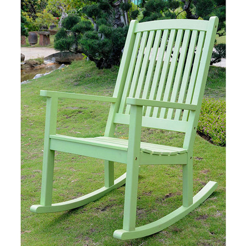 International Caravan Chelsea Painted Rocking Chair