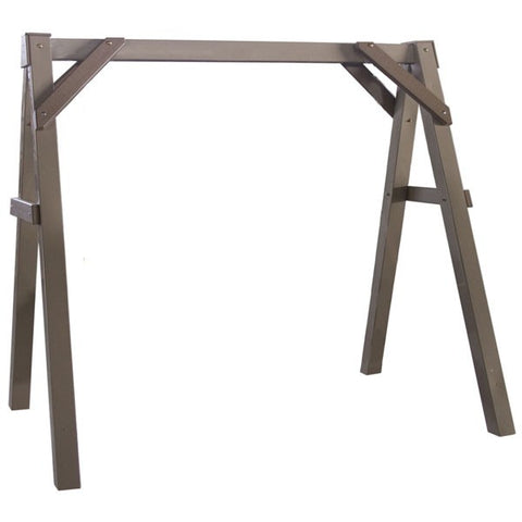 LuxCraft Vinyl A-Frame Swing Stand