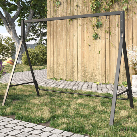 Live Casual Universal 4ft. Or 5ft. Outdoor Swing Stand