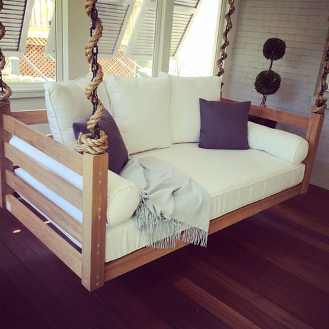 Lowcountry Swing Beds The Ion Daybed Swing