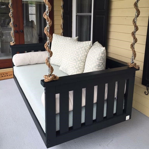 Lowcountry Swing Beds The Windermere Daybed Swing