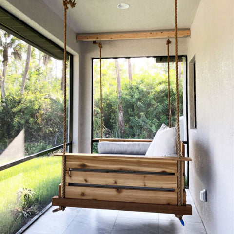 Lowcountry Swing Beds The Midtown Daybed Swing