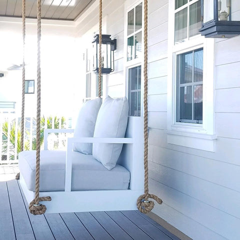 Lowcountry Swing Beds The Charlotte Daybed Swing
