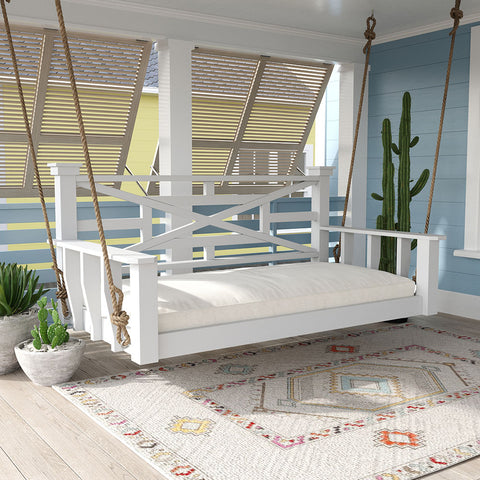 Magnolia Swing Co. The Brody Daybed Swing