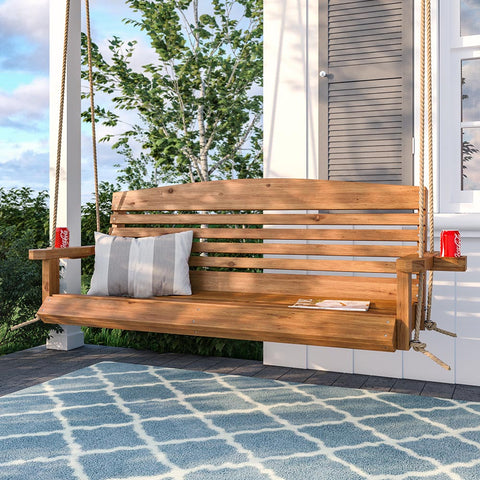Porchgate American Red Cedar Porch Swing