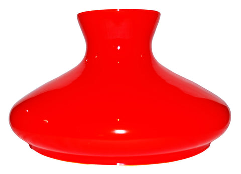 "Vianne Cased Red 10"" Student Shade-1077"