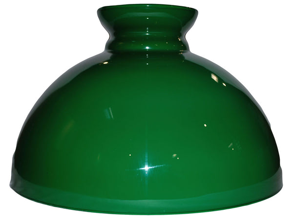 "Vianne Cased Green 14"" Student Shade-1411"
