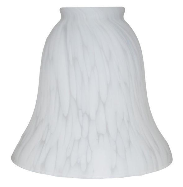 Vianne White Cloud Satine Bell-2100