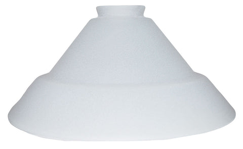 "Vianne Roman Antique White 10"" Cone-2211"
