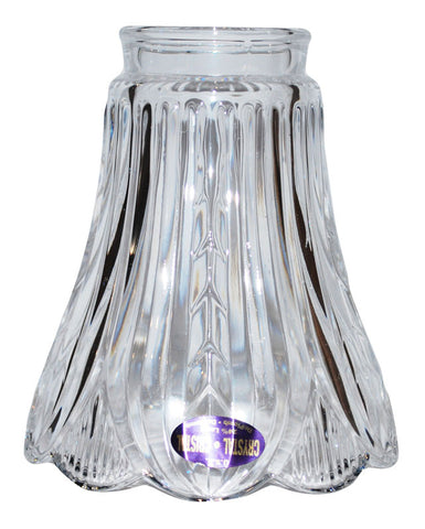 St. George Lead Crystal Tulip-2900C