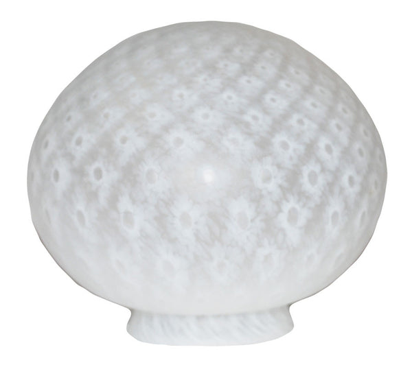 Vianne White Diamond Satine Globe-3230