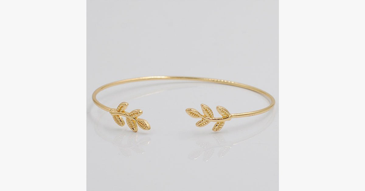 Vine Cuff Bangle - FREE SHIP DEALS