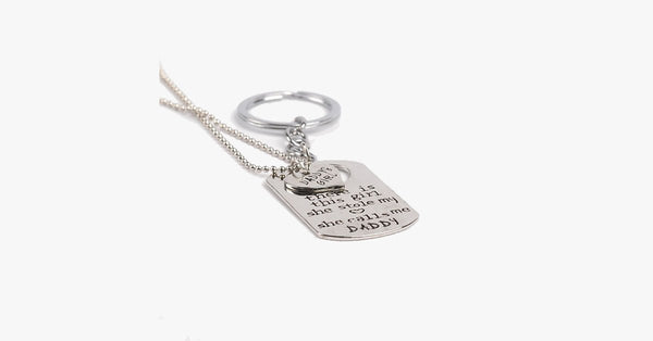 Mommy & Daddy's Girl Pendant Set - FREE SHIP DEALS