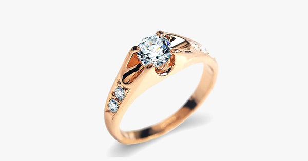 Austria Crystal Elegant Ring - FREE SHIP DEALS