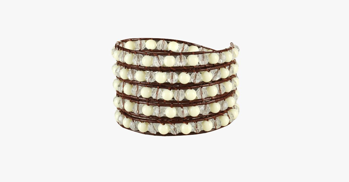 Elephant Wrap Bracelet - FREE SHIP DEALS
