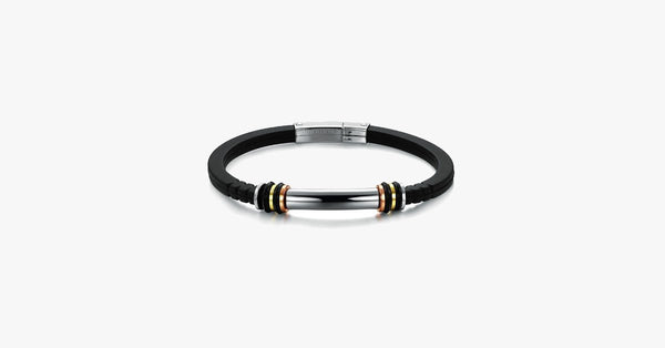 Classic Men's Stainless Steel Bracelet - FREE SHIP DEALS