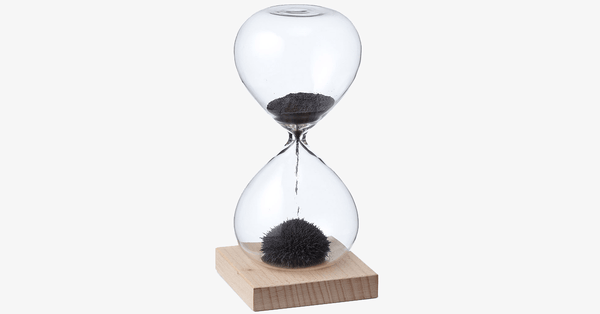 Magnetic Hour Glass - FREE SHIP DEALS